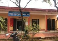 Giám đốc Trung tâm phát triển quỹ đất ở Yên Bái bị bắt