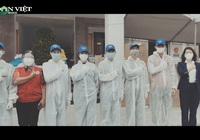 Đoạn phim lay động lòng người về những ngày Tp. Chí Linh đồng lòng chống dịch