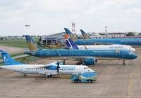 Hàng không có gần 40 máy bay phải dừng hoạt động khai thác