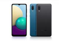 Samsung Galaxy A02 - smartphone giá rẻ chỉ 2,59 triệu đồng