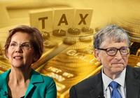 Nghị sĩ Mỹ đề xuất đánh thuế giới siêu giàu để tăng thu ngân sách