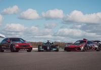 Mercedes-AMG GT 73 sở hữu động cơ hybrid 800 mã lực