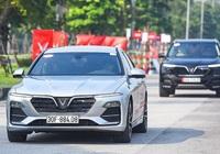 Phó TGĐ Vingroup Võ Quang Huệ: Có hơn 40.000 ô tô VinFast lăn bánh trên đường phố Việt Nam