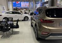 Ô tô nhập khẩu giảm liên tục