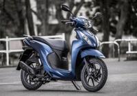 Honda Dio 110 2021 - xe tay ga giá 53 triệu đồng