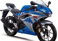 Suzuki GSX-R150 chuẩn bị được ra mắt với một phiên bản hoàn toàn mới
