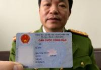Ai được sử dụng thẻ Căn cước công dân gắn chip vô thời hạn?