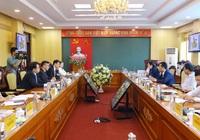Phú Mỹ Hưng tìm kiếm cơ hội hợp tác đầu tư tại Thái Nguyên