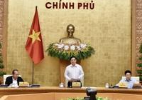 Ảnh: Thủ tướng Phạm Minh Chính lần đầu chủ trì phiên họp của Chính phủ