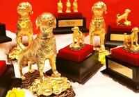 Giá vàng hôm nay 15/4: Quay đầu, vàng thế giới về mức 49,4 triệu đồng/lượng