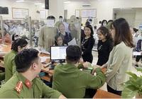 Công an Hà Nội thay đổi địa điểm cấp Căn cước công dân gắn chip