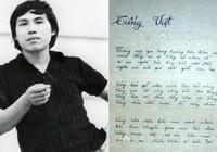 Nghe Tiếng Việt, nhớ về Lưu Quang Vũ