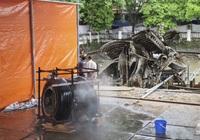 Nơi xác máy bay B52 bị bắn rơi tại Hà Nội được tu bổ, tôn tạo