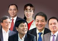 """""""So găng"""" thu nhập của tỷ phú Phạm Nhật Vượng và các đại gia Việt đang sở hữu khối tài sản tỷ USD"""
