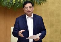 Thủ tướng Phạm Minh Chính: Kiểm soát dòng tiền vào bất động sản, tránh đầu cơ