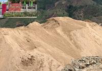 """Quảng Ngãi: Chỉ đạo kiểm tra 2 chủ thuỷ điện """"nhiều ngàn tỷ"""" nạo vét cát lậu"""
