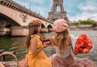 Sững sờ trước khung cảnh tuyệt vời của Paris nằm giữa... Trung Quốc