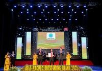 Yến sào Khánh Hòa nhận giải vàng chất lượng quốc gia