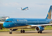 Cổ phiếu của Vietnam Airlines vào diện cảnh báo
