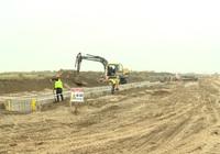 Đẩy nhanh xây dựng hạ tầng KCN Dịch vụ Đầm Nhà Mạc