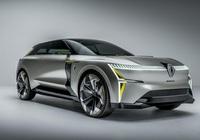 Renault Morphoz - mẫu xe điện có khả năng tự kéo dài thân
