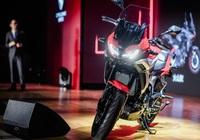 """Zongshen Cyclone RX6 - mẫu moto thể thao sở hữu động cơ """"lạ"""""""
