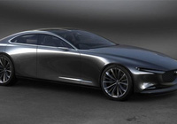 Mazda 6 sẽ có thiết kế mới, dự kiến ra mắt năm 2022