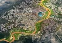 Quy hoạch Thủ đô: Sông Hồng là trục xanh phát triển