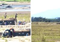 Thanh tra nhiều vấn đề liên quan đến đất, khoáng sản, đầu tư của tỉnh Quảng Ngãi