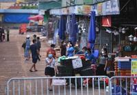 Chợ đầu mối Long Biên hoạt động trở lại sau 2 tháng đóng cửa