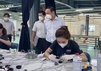 92% doanh nghiệp đã hoạt động trở lại sau khi Đồng Nai tái hoạt động sản xuất