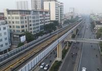 Ga đường sắt Cát Linh - Hà Đông xuống cấp sau cả thập kỷ phơi mưa nắng