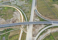 Toàn cảnh cao tốc hơn 1.000 tỷ đồng nối Nam Định - Ninh Bình