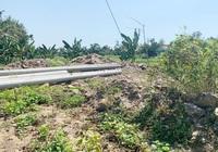 Quảng Ngãi: Trường mầm non 10 tỷ khởi công gần 8 tháng mới làm 1,2% khối lượng
