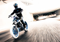Yamaha XT500 H20 - mẫu xe máy chạy bằng nước thay xăng cực kỳ độc đáo