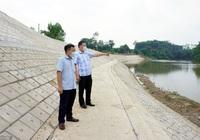 Thái Nguyên: Đưa vào sử dụng kè chống xói lở bờ sông Cầu 35 tỷ đồng