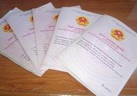 Những trường hợp từ chối nhận hồ sơ cấp sổ đỏ mới nhất