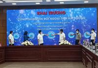 Hải Dương: Khai trương Cổng Thông tin đối ngoại