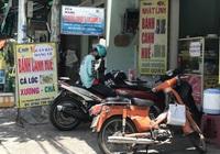 Đà Nẵng: Hàng quán bán hàng mang về, dịch vụ ship đồ ăn tận nhà được mùa nở rộ