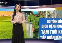 Bản tin Thời sự Dân Việt 7/5: Dịch Covid diễn biến cực kỳ phức tạp, Hà Nội đứng trước nguy cơ cao