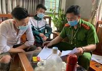 Yên Bái: Xử phạt trên 110 triệu đồng vi phạm trong phòng chống dịch Covid-19