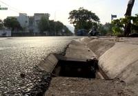 Vũng Tàu: Hàng loạt nắp cống thoát nước trên địa bàn thị xã Phú Mỹ bị mất cắp