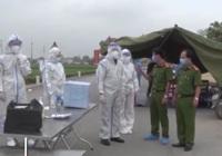 Phong tỏa thị trấn ở Hà Nam có ca Covid-19 liên quan bệnh viện K