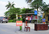 """Bắc Ninh: Huyện Thuận Thành phong toả, đoàn rước dâu """"ngậm ngùi"""" quay đầu xe"""
