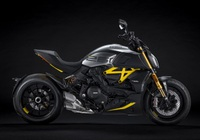 Ducati Diavel 1260 S 2022 xuất hiện, sở hữu nhiều tiện ích cho người dùng