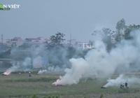 Bộ Tài nguyên và Môi trường yêu cầu xử lý nghiêm việc đốt rơm rạ