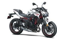 Kawasaki Z650 2021 bổ sung phiên bản mới, giá khoảng 223 triệu đồng