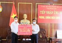 PC Quảng Nam ủng hộ 335 triệu đồng phòng, chống dịch bệnh Covid-19