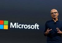 Microsoft có tân Chủ tịch HĐQT: CEO Satya Nadella