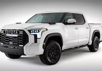 Toyota Tundra 2022 hé lộ những hình ảnh mới